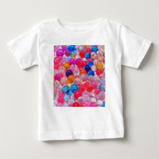 colored jelly balls texture baby T-Shirt