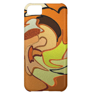 colored joy, abstract iPhone 5C cases