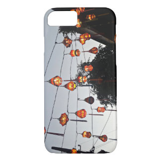 Colored Lanterns Phone Case