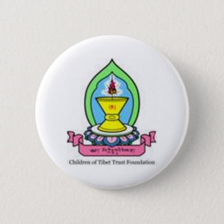 Colored Logo CTTF 6 Cm Round Badge