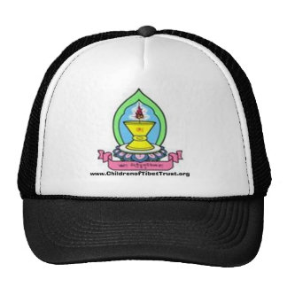 Colored Logo CTTF Trucker Hat