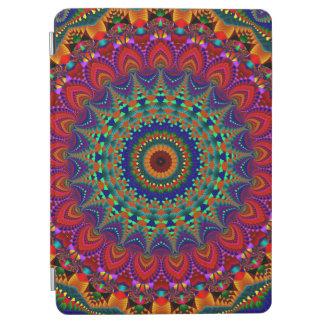 Colored Mandala iPad Air Cover