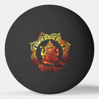 Colored Meditation Ping Pong Ball