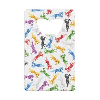 Colored Pattern Unicorn