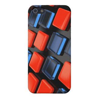 Colored plastic bricks iPhone 5 case