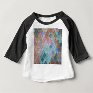 Colored Roof Tiles - PaintingZ Baby T-Shirt