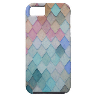 Colored Roof Tiles - PaintingZ iPhone 5 Case