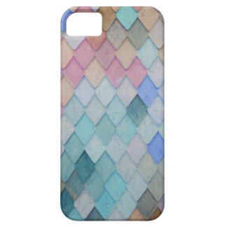 Colored Roof Tiles - PaintingZ iPhone 5 Cases