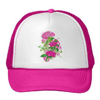 Colored_Roses Cap