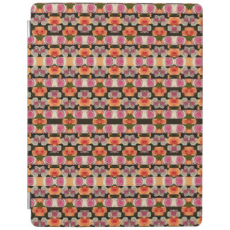 Colored Roses Pattern iPad Smart Cover iPad Cover