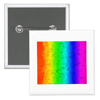 Colored Screen Rainbow Pins