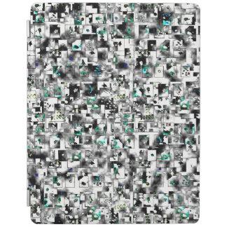 Colored Shapes iPad Smart Cover iPad Cover