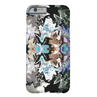 Colored Shapes iPhone 6/6s Case