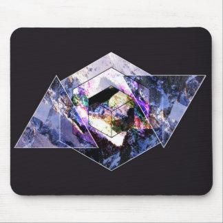 Colored Shapes Mousepad