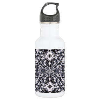 Colored Shapes Water Bottle