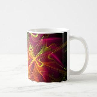 Colored Smoke Coffee Mug