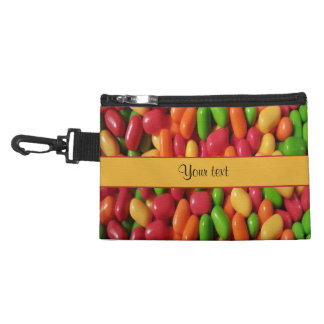 Colored Sweet Candy Accessories Bag