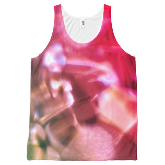 Colored tank top shirt