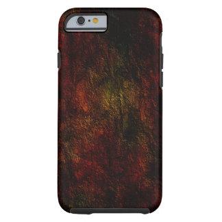 Colored Texture Design Tough iPhone 6 Case