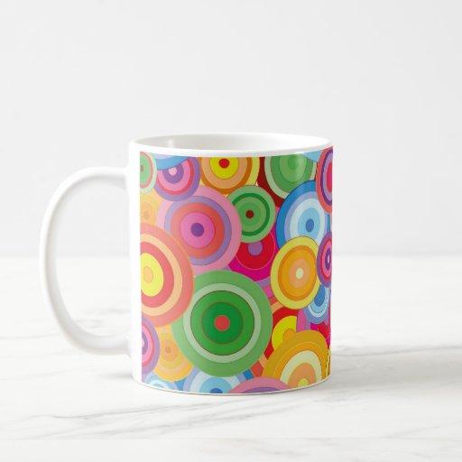 Colores Basic White Mug