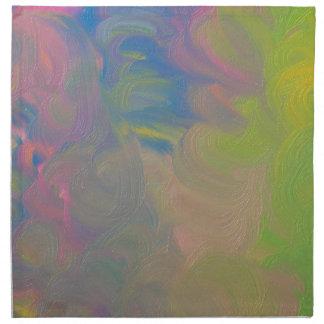 colores napkin