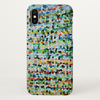 colorful <3 iPhone x case