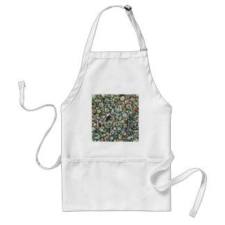 Colorful 3D Abstract Standard Apron