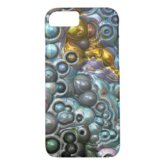 Colorful 3D Clusters iPhone 8/7 Case