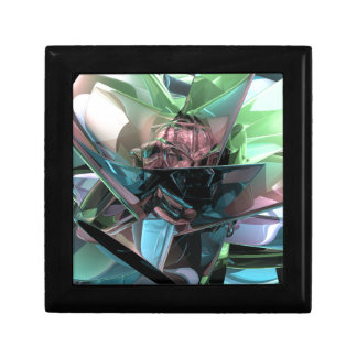 Colorful 3D Reflections Gift Box