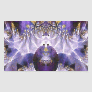 Colorful Abstract Art No 1 Sticker