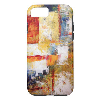Colorful Abstract Artwork iPhone 8/7 Case