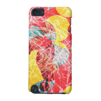 Colorful abstract artwork iPod touch 5G case