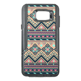 Colorful Abstract Aztec Tribal Pattern OtterBox Samsung Note 5 Case