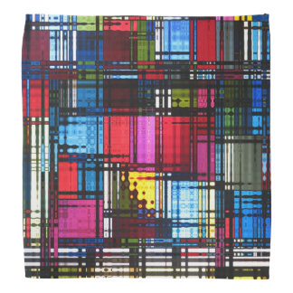 Colorful Abstract Bandana