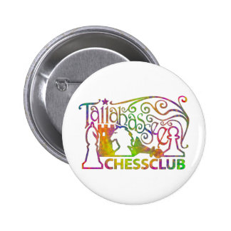 Colorful Abstract Button