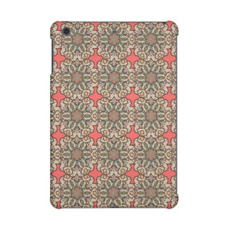 Colorful abstract ethnic floral mandala pattern de iPad mini retina cover