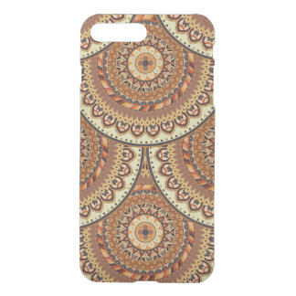 Colorful abstract ethnic floral mandala pattern de iPhone 8 plus/7 plus case