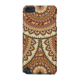 Colorful abstract ethnic floral mandala pattern de iPod touch 5G covers