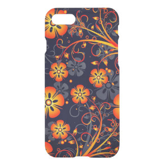 Colorful Abstract Flowers iPhone 8/7 Case