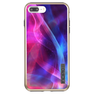 Colorful Abstract Fractal Incipio DualPro Shine iPhone 8 Plus/7 Plus Case