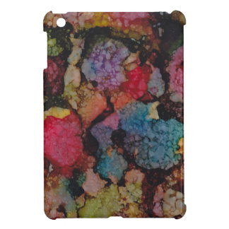 Colorful Abstract garden iPad Mini Cases