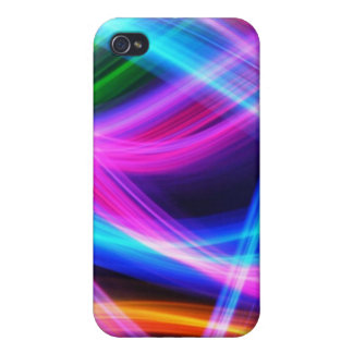 colorful Abstract iphone 4 cover