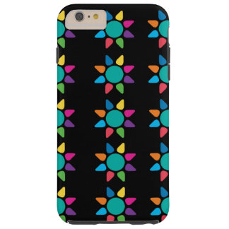 Colorful Abstract Iphone Design Tough iPhone 6 Plus Case