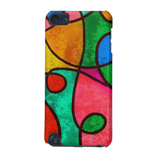Colorful Abstract iPod Touch 5G Cover