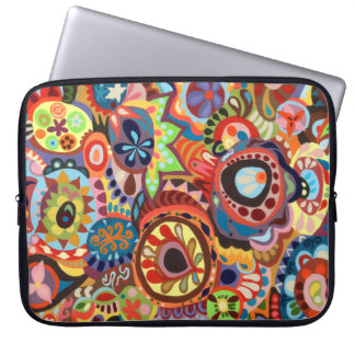 Colorful Abstract Laptop Sleeve Computer Sleeves