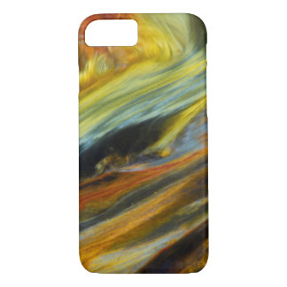 Colorful abstract of Pietersite iPhone 8/7 Case