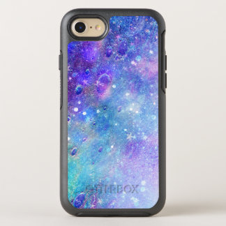 Colorful Abstract Outer Space background OtterBox Symmetry iPhone 7 Case
