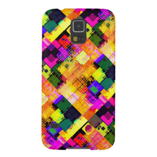 Colorful Abstract Pattern Samsung Galaxy S5 Case