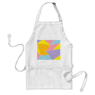 Colorful Abstract Standard Apron