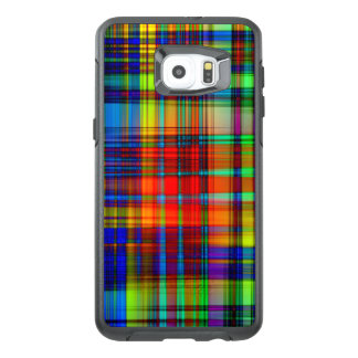 Colorful Abstract Stripes Art